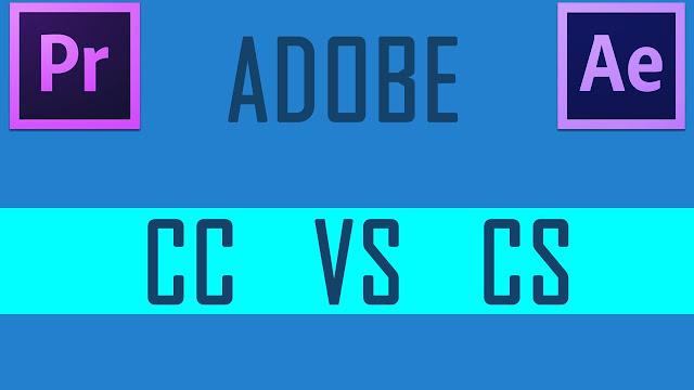 Apa Perbedaan Adobe CC dan CS