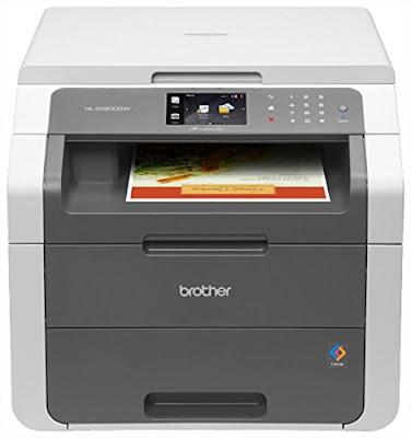 CDW Wireless Color Printer amongst Scanner too Copier Printer HL-3180CDW Driver Downloads