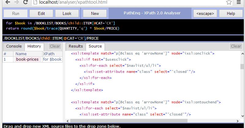 Update on PathEnq | Things XML