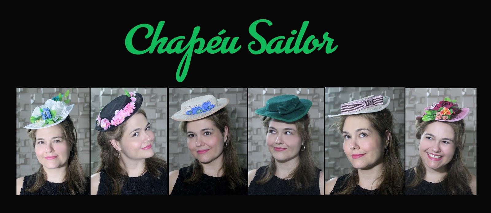 13a08b07eb8b8 Clique aqui para conferir esses e outros chapéus.
