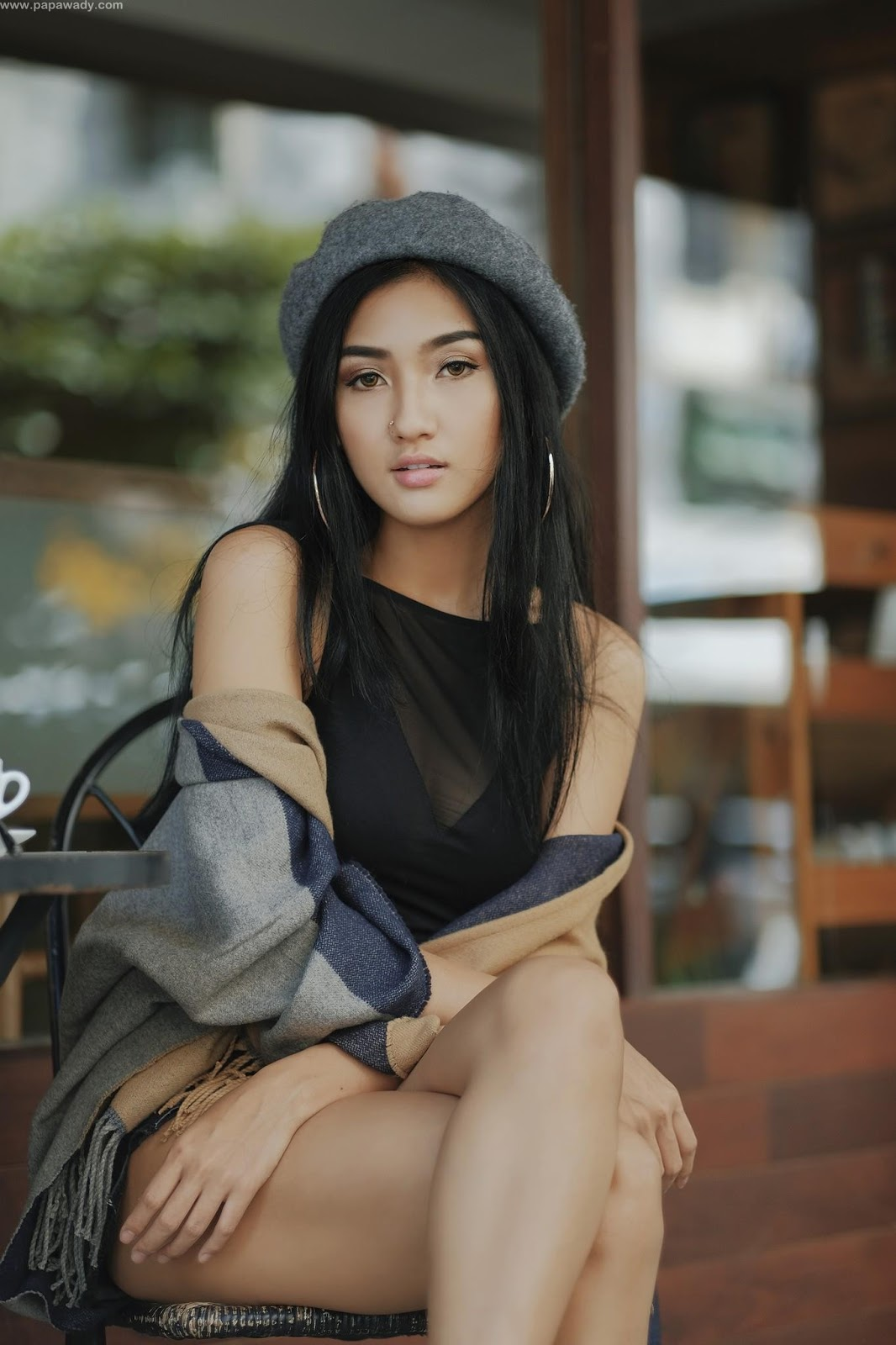 M Seng Lu Stylish Photoshoot By Htet Aung Photography