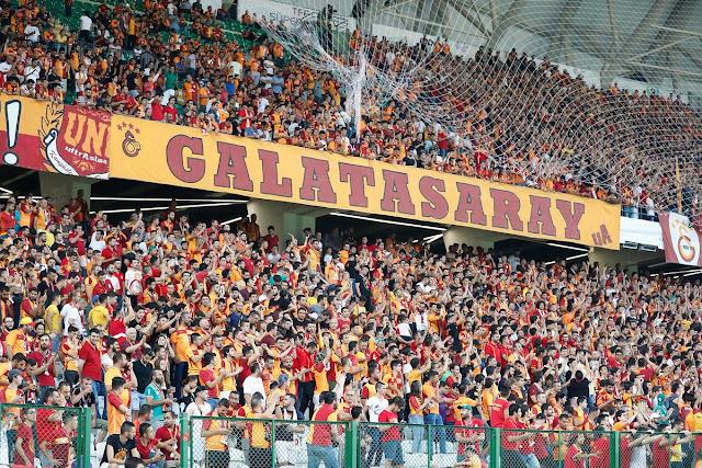 PFDK'dan Galatasaray'a ceza!