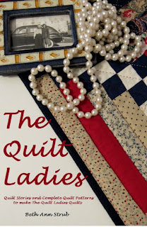 The Quilt Ladies quilt stories and quilt patterns on Kindle and NOOK