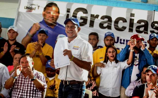 julian briceño - ciudad bolivar - andres velasquez