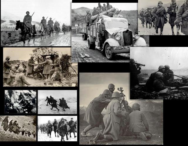 Γιάννενα: Πώς η Θρυλική 8η Μεραρχία συνέτριψε την ιταλική επίθεση στην Ηπειρο!