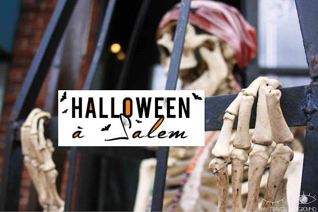 My Travel Background : Halloween à Salem