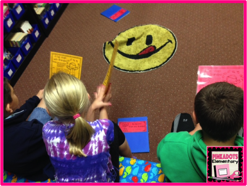 Pinkadots Elementary : Tuesday Tried It: Fluency Friday ...