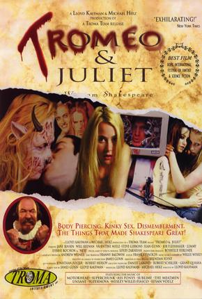 2,500 Movies Challenge: #1,800  Tromeo and Juliet (1996)