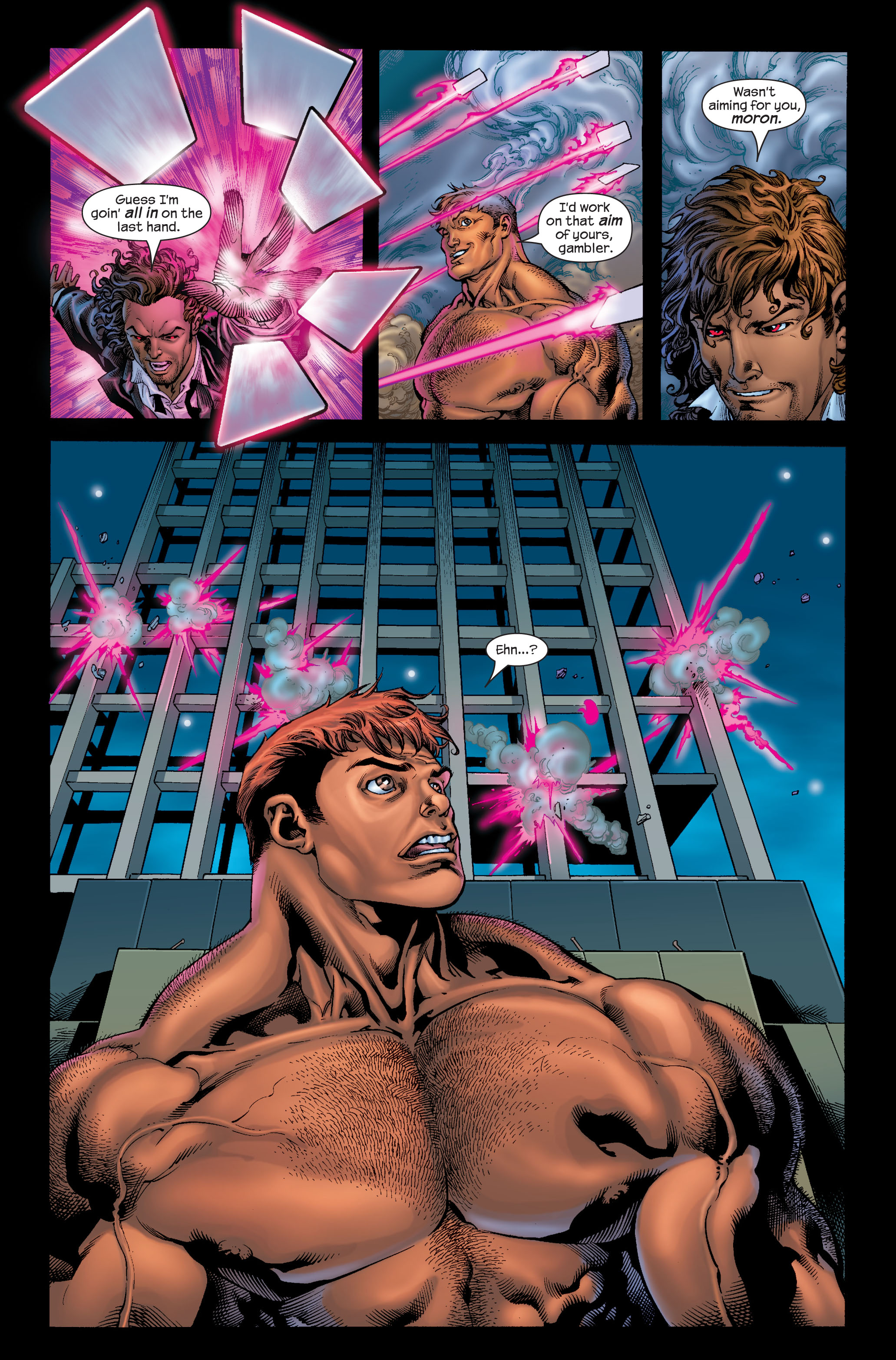 Read online Ultimate X-Men comic -  Issue # _Annual 1 - 27