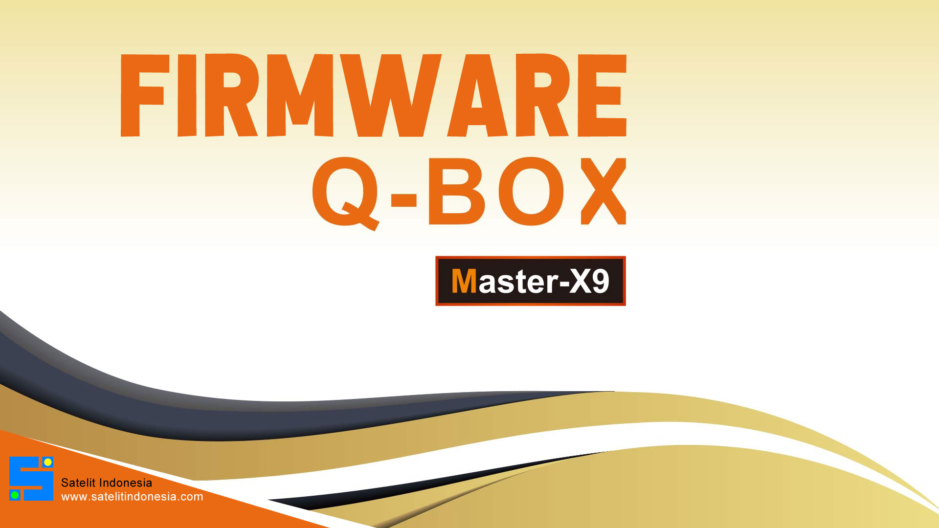 Download Firmware Q-Box Master X9 HD Update Software Receiver