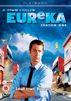 Eureka  Serie Completa BrRip 720p Dual Latino/Ingles