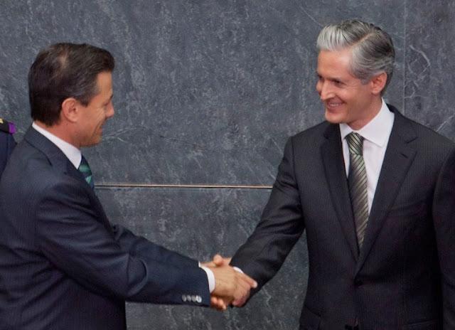Del Mazo y Peña Nieto