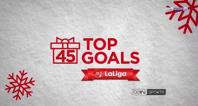 La Liga Top 50 Goals of 2018 – 24th December 2018