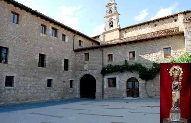 Resultado de imagen de Monasterio de Nuestra Señora del Espino (Vivar del Cid)