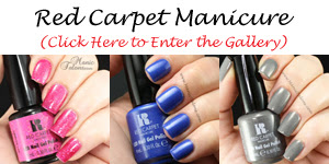 Red Carpet Manicure Swatch Gallery