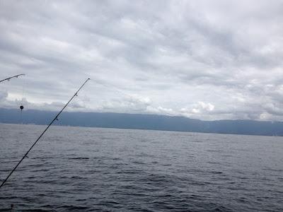 Pesca no mar, barco, Nó de Pesca