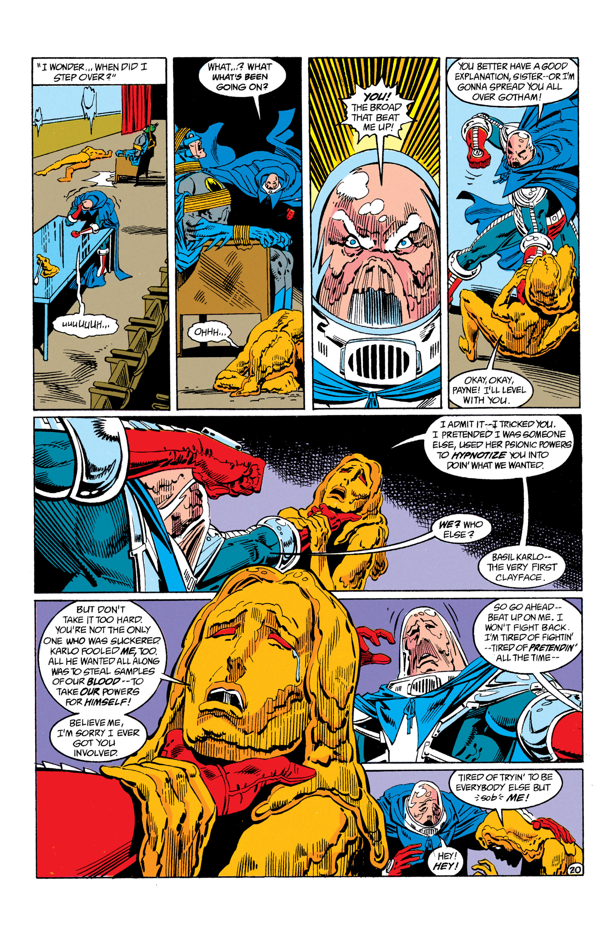 Detective Comics (1937) 606 Page 20