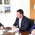 Com diretoria da Aprecesp, Prefeito se reúne com novo Secretário de Turismo
