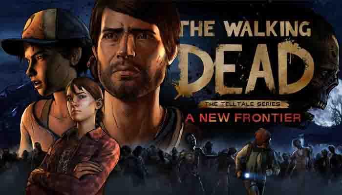 The Walking Dead Season 3 Mod Full Apk+Data