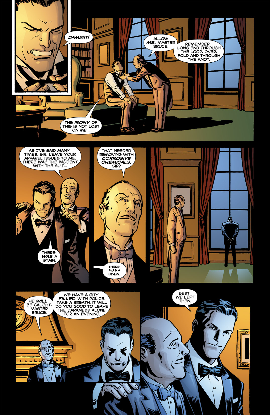 Detective Comics (1937) 815 Page 11