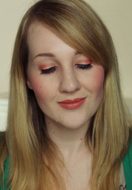 Darling Girl Cosmetics Eyeshadow - Barbarella Swatches & Review