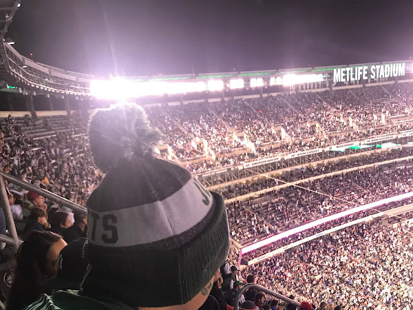 Jets Game