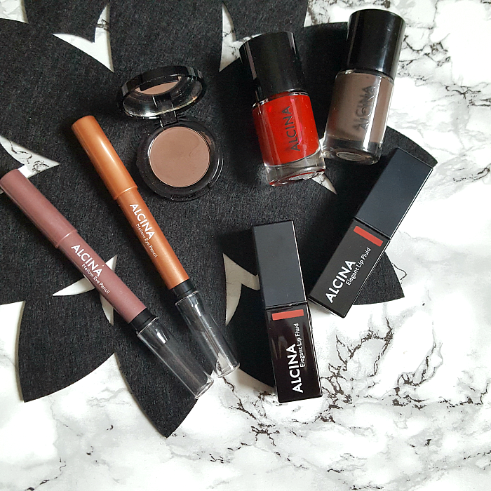 ALCINA herbst winter makeup kollektion - just makeup just beauty - review, swatches, erfahrungen, beauty blogger