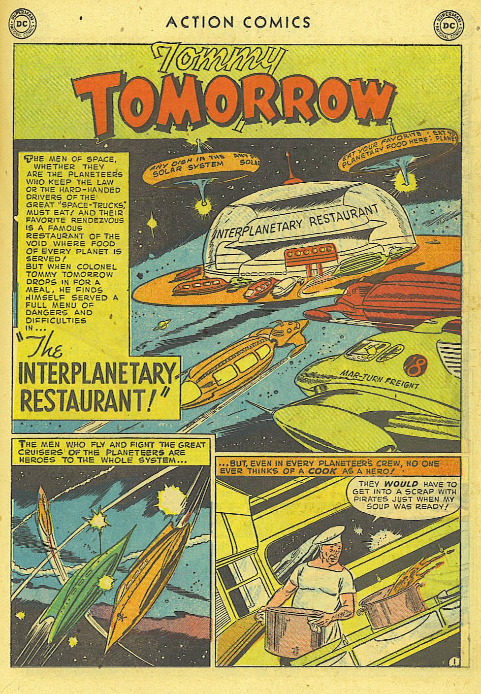 Action Comics (1938) 162 Page 11
