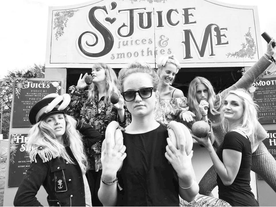 FN6, Festival Number 6, S'juice Me