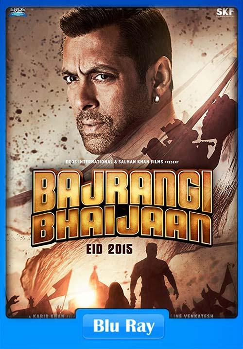 Bajrangi Bhaijaan 2015 BluRay 720p x264 | 480p 300MB | 100MB HEVC