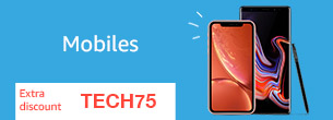 Sale on Mobiles Up to 40% off