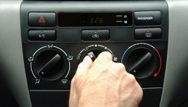 Inilah Akibatnya Jika AC Mobil Anda Tidak Dirawat