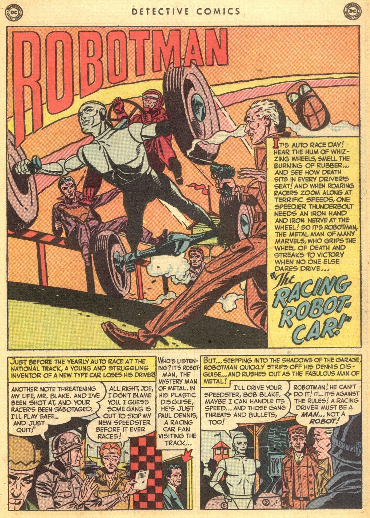Read online Detective Comics (1937) comic -  Issue #170 - 27