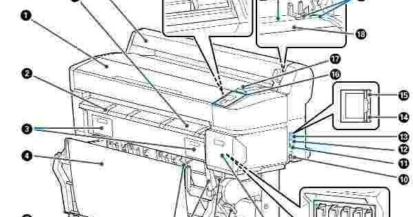 Epson SureColor SC-T7200 Manual