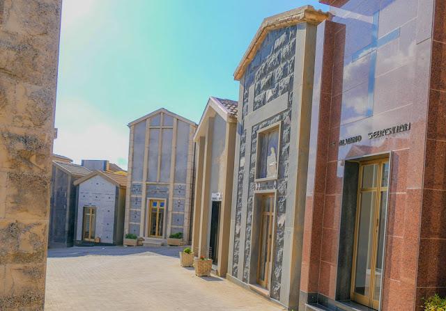 Cimitero di Enna