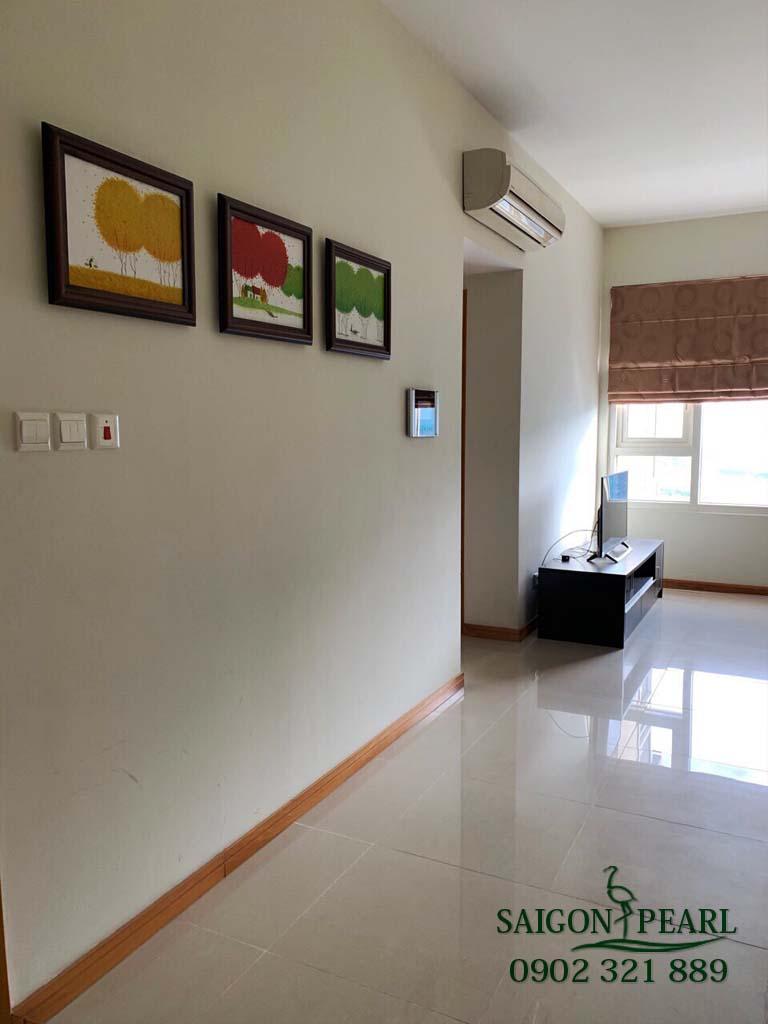 Căn hộ cao cấp Ruby 1 Sài Gòn Pearl cho thuê 2PN - 4