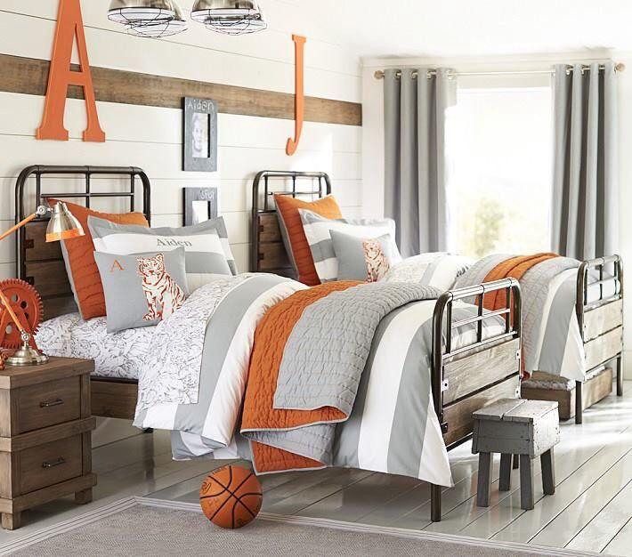 Two Boys Bedroom Ideas: Decoração De Quarto: Menino E Menina