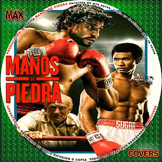 Manos de piedra Galleta Maxcovers
