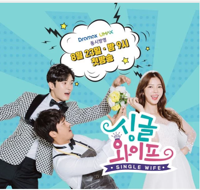 Sinopsis Drama Korea Terbaru : Single Wife (2017)