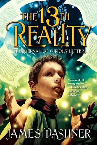 The Journal of Curious Letters (13th Reality) by James Dashner | VVMS ...