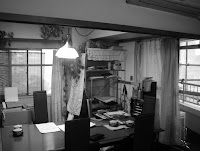 築30年超の一室をスケルトンリフォームした心地よい住まい 改修前の様子1