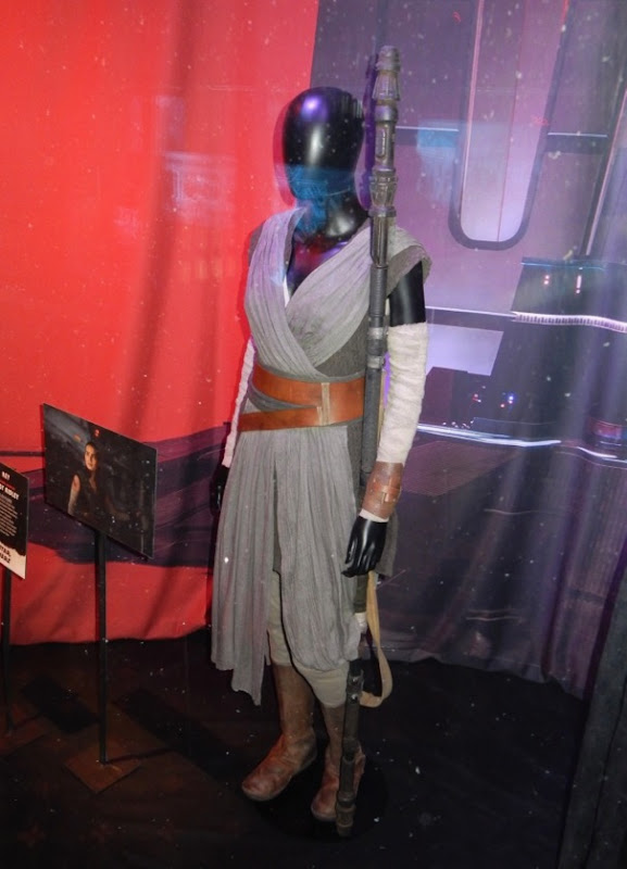 Rey Star Wars Last Jedi costume