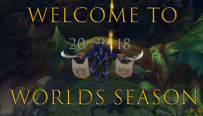 Worlds Season 2018 - Welcome - Event Trailer - League of Legends | LoL