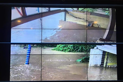 Kota Manado Kembali Dilanda Bencana Banjir Dan Longsor