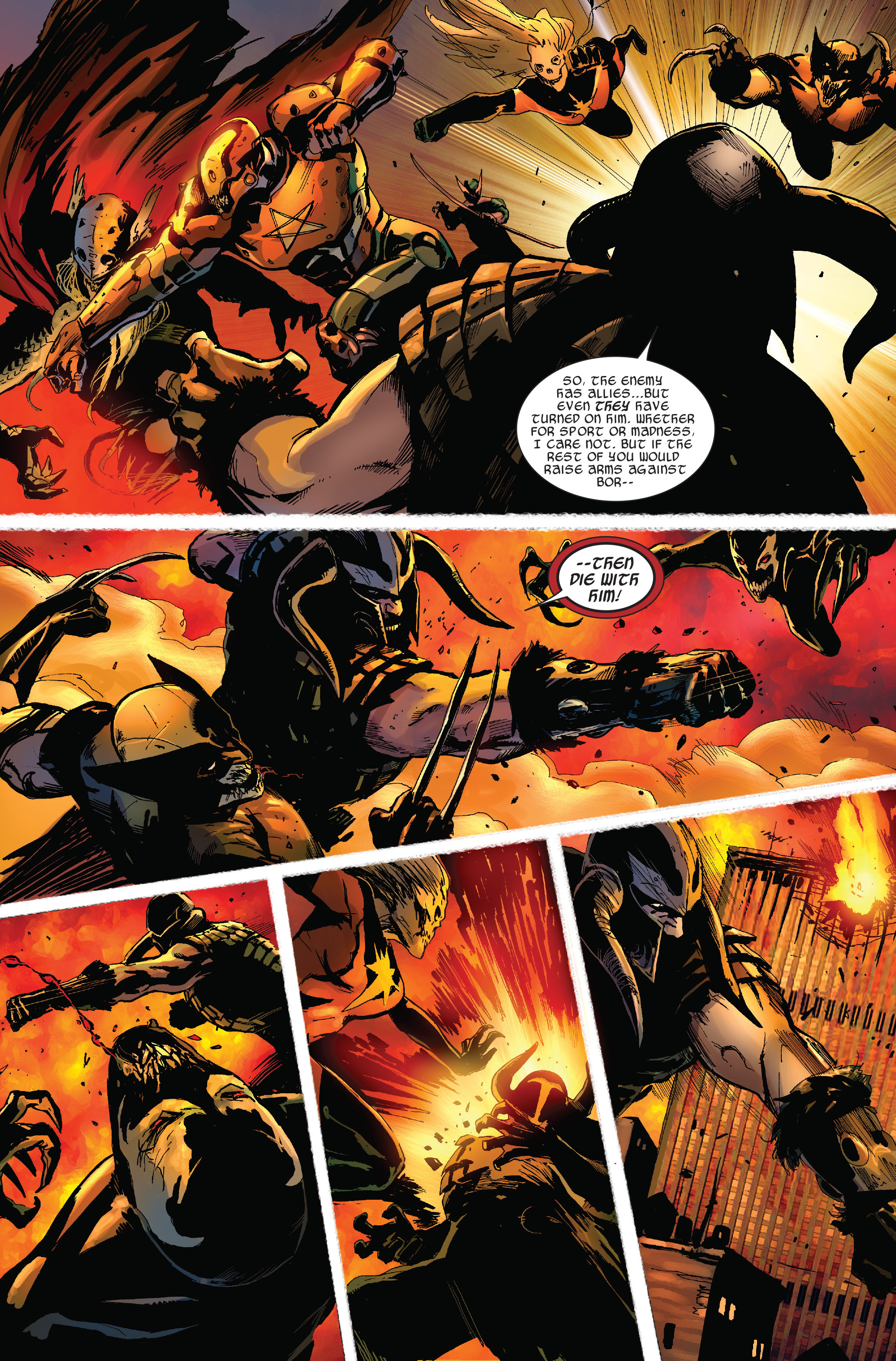 Thor (2007) Issue #600 #13 - English 27