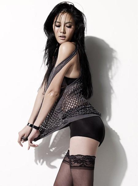 Hot asian model gallery