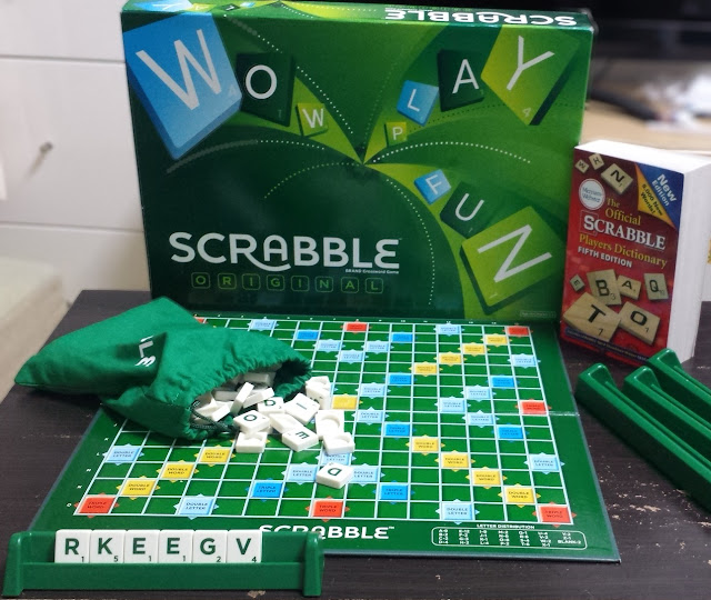スクラブル Scrabble