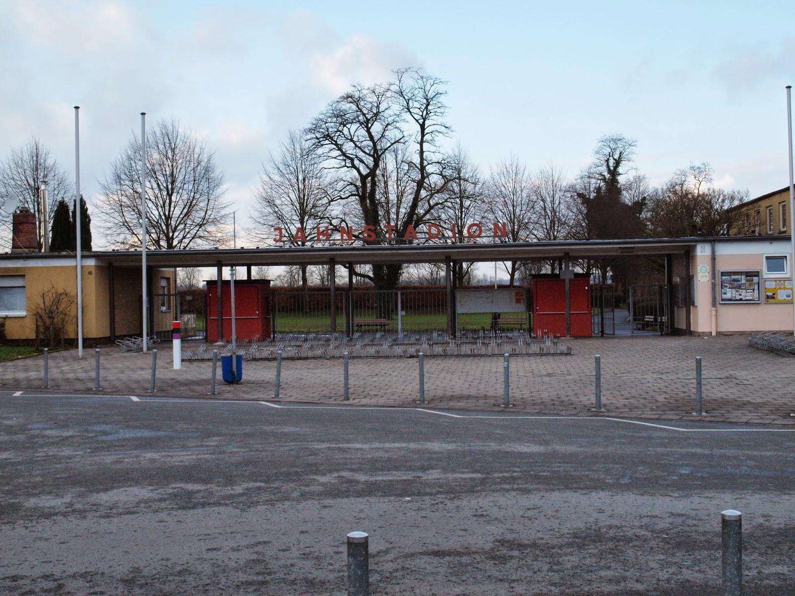 HombruchHopping - Fußball aus NRW: Fotorunde: Jahnstadion ...