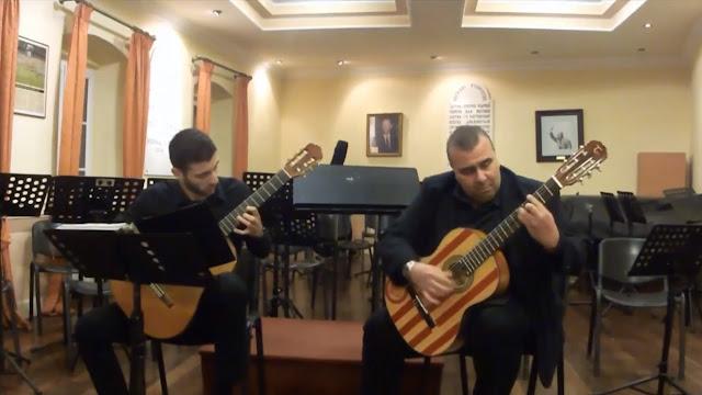 Με Στέλιο & Γιώργο Γκόλγκαρη στο Ναύπλιο το 4ο Φεστιβάλ Κιθάρας Πελοποννήσου