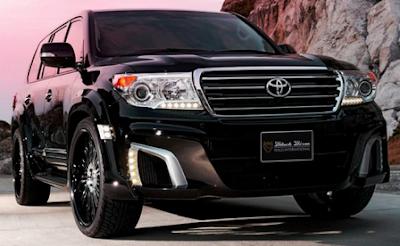 Harga Mobil Toyota Land Cruiser